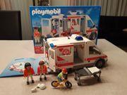 Playmobil Rettungstransporter Krankenwagen 4221