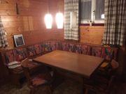 Tisch Eckbank Stühle