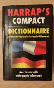 Französisch-Deutsch Wörterbuch