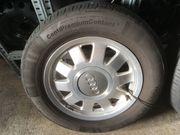 4 Original Audi Alu Felgen
