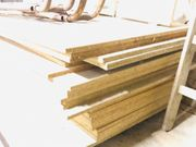 Spanplatten aus Holz