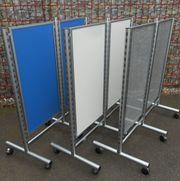 Mittelraumgondel - Verkaufsgondel - Rollgondel - Verkaufsständer