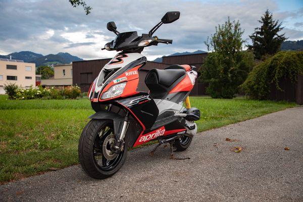 Roller Moped Aprilia 50ccm