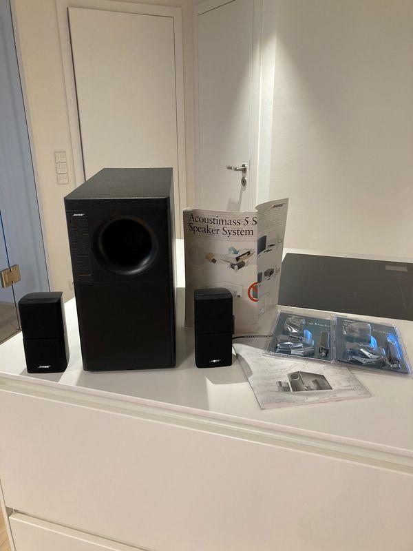 Bose Lautsprecher Acoustimass 5 Series