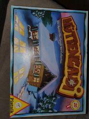 Spiel Hüttengaudi Partyspiele