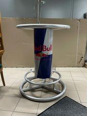 Stehtisch Red Bull