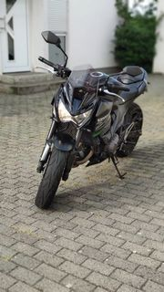 Kawasaki Z800 Bj14 mit neuen