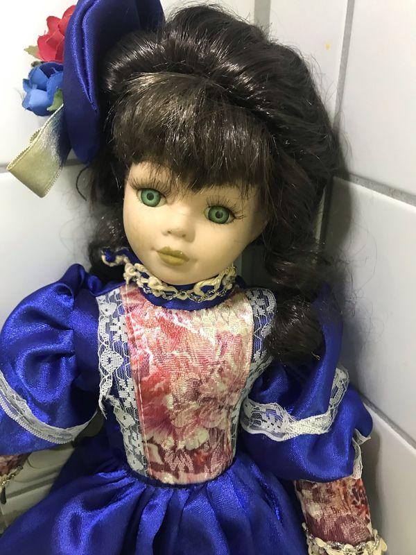 Ururalte Porzellan Kopf Puppe