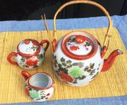 altes Teeset japan od chin