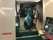Schneeberger CORVUS CNC-Werkzeugschleifmaschine 5-Achsen