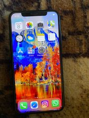 IPhone X 64 GB sehr