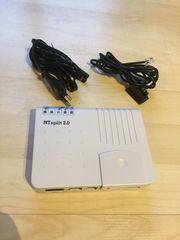 NTsplit NTBA Splitter sphairon Netzanschlussgerät