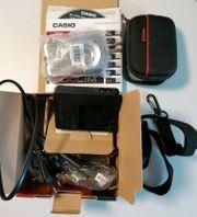 Casio EXILIM EX-S10 Digitalkamera inkl