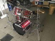 Schlagzeug TAMA ohne Snare Drum
