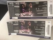 2x Metallica Karten München 23