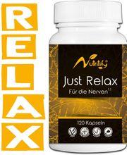 JUST RELAX - natürlicher Stimmungsaufheller NEU