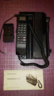 Siemens C3 Telefon Rarität tragbares