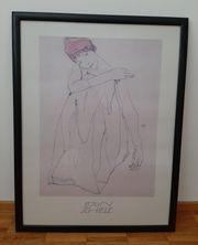 Egon Schiele - Kunstdruck