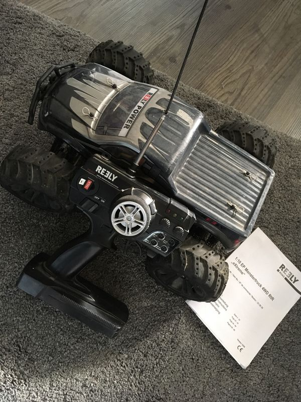 Monstertruck ferngesteuert 4WD 45km h