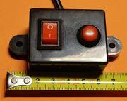 MINI - Schaltbox Schalter mit Taster