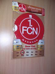 Brauereiwerbeschild Kulmbacher 1 FCN