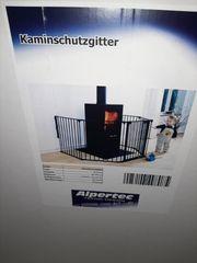 Kaminschutzgitter 90-300 cm 5 tlg