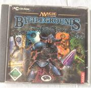 Magic the Gathering TM Battlegrounds