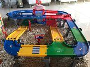 Kinder Autospiel Bahn Kunststoff Wader