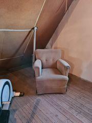 Sehr bequemen Sessel - Federkern