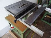 4 Maschinen - Achtung Tischler