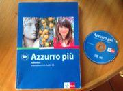 Lehrbuch Italienisch Azzurro piu B1