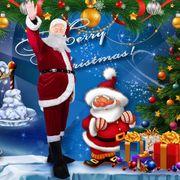 Weihnachtsmann buchbar wieder