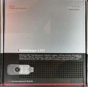 Audi LED-Einstiegsleuchten quattro