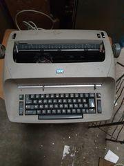 Schreibmaschine Ibm Selectric 1961-1986