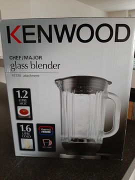 NEU!! KENWOOD Glass Blender