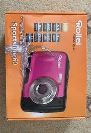 wasserdichte Camera