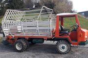 Ladewagen 11m3 aufbau für Reform