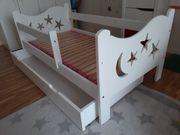Schönes Kinderbett 70x140cm