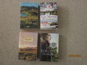 Vier spannende Romane