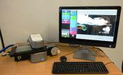 Zeutschel Delta Plus Universal-Mikrofilmscanner inkl