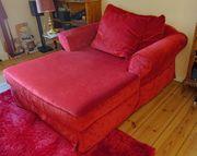 Couch Longchair abzugeben