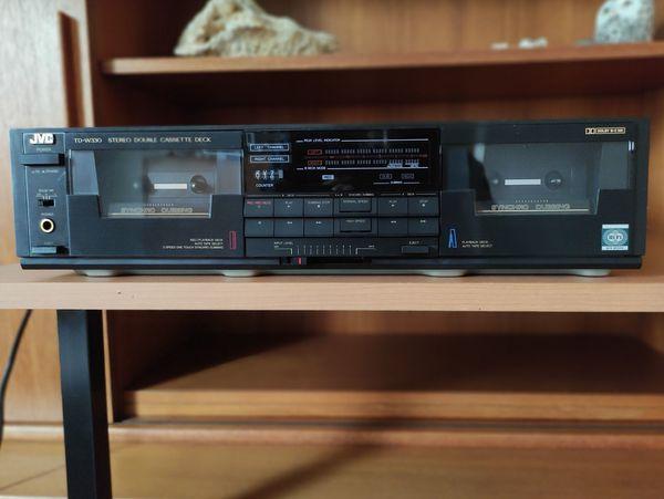 Stereo Double Kassetten Tape Deck