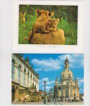 Postkarten - z B von Florenz