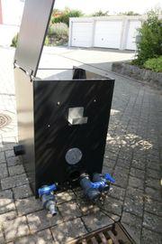 Genesis-EVO 3 500L gepumpt inkl