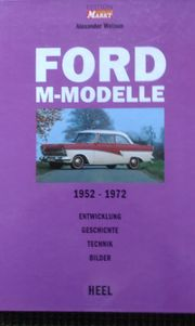 Ford M-Modelle Ford 12m Ford