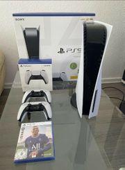 Sony PlayStation5 Disk Edition Neu