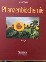Pflanzenbiochemie v Hans W Heldt