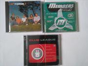 CD Sammlung Teil Auflösung