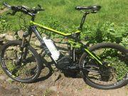 Mountainbike HAIBIKE EQ Xduro Rahmengröße