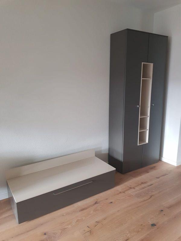 Brinkmann Wohnzimmer Kombi 2-teilig TV-Lowboard
